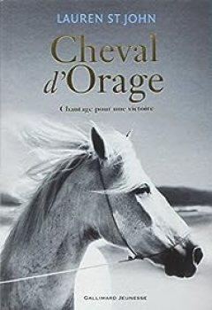 Livres Couvertures de Cheval D'Orage, Tome 2 : Chantage Pour Une Victoire