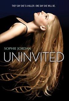 Uninvited by Sophie Jordan| wearewordnerds.com