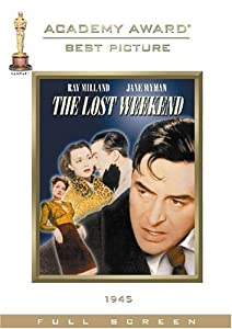 """Cover of """"The Lost Weekend"""""""