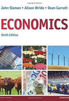 Livres Couvertures de Economics