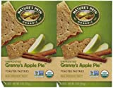 Nature's Path Un-Frosted Toaster Pastry - Apple Cinnamon - 11 oz - 6 ct - 2 pk