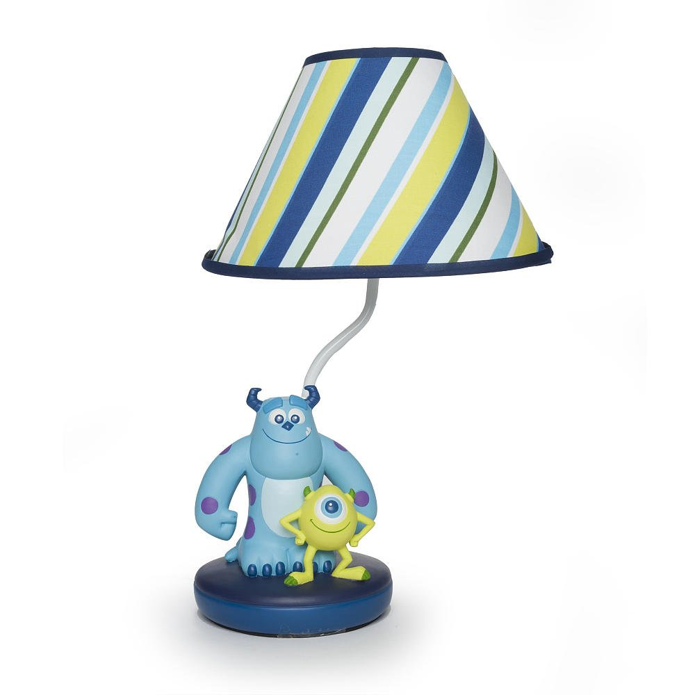 Monsters Inc. Lamp Base & Shade