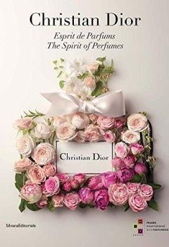 Livres Couvertures de Christian Dior : Esprit de parfums