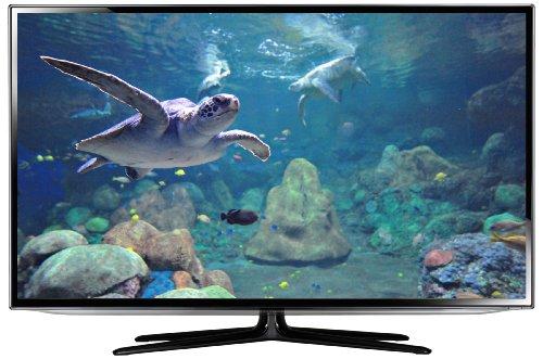 Samsung UE46ES6100 117 cm (46 Zoll) 3D LED-Backlight-Fernseher, Energieeffizienzklasse A (Full-HD, 200Hz CMR, DVB-T/C, Smart TV) schwarz