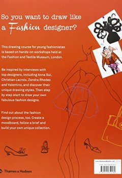 Livres Couvertures de How to Draw Like a Fashion Designer: Tips from Top Fashion Designers