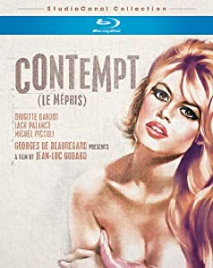 """Cover of """"Contempt  [Blu-ray]"""""""