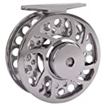 Fiblink Saltwater Aluminum Fly Fishing Reel 2+1 BB Large Arbor