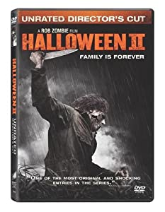 "Cover of ""Halloween II (Unrated Director'..."