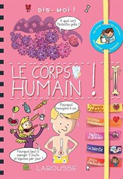 Livres Couvertures de Dis-moi ! Le corps humain
