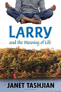 """Cover of """"Larry and the Meaning of Life"""""""