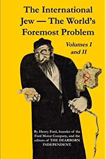 The International Jew - The World's Foremost Problem (2 Volumes)