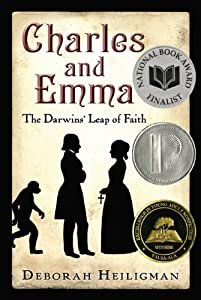 """Cover of """"Charles and Emma: The Darwins' ..."""