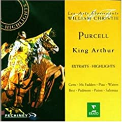 King Arthur (Les Arts Florissants, William Christie)