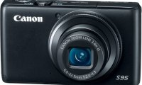 Canon PowerShot S95 10 MP Digital Camera Review