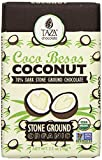 Taza Chocolate Coconut Besos, 2.5 Ounce