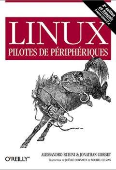 Livres Couvertures de Linux Pilotes de périphériques