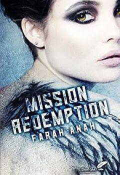 Livres Couvertures de Mission Rédemption