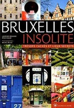 Livres Couvertures de Bruxelles Insolite