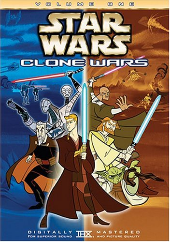 Clone Wars Microseries Cover
