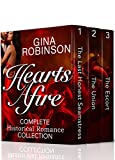 Hearts Afire Complete Historical Romance Collection