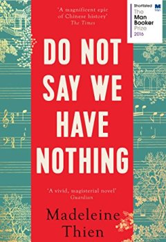 Livres Couvertures de Do Not Say We Have Nothing