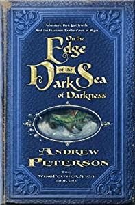 "Cover of ""On the Edge of the Dark Sea of ..."