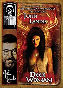 """Cover of """"Masters of Horror - Deer Woman&..."""