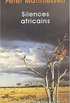 Livres Couvertures de Silences Africains
