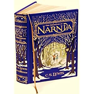 The Chronicles of Narnia (Leatherbound Classics)
