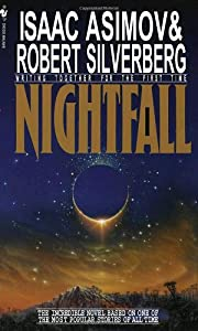 "Cover of ""Nightfall (Bantam Spectra Book)..."