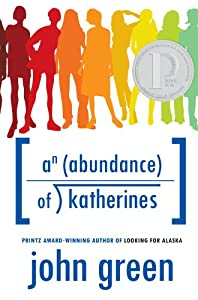 "Cover of ""An Abundance of Katherines"""