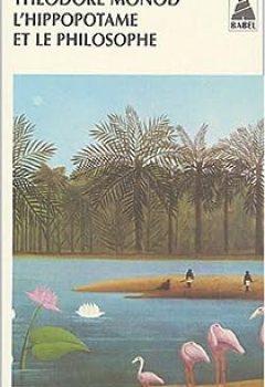 Livres Couvertures de L'hippopotame Et Le Philosophe