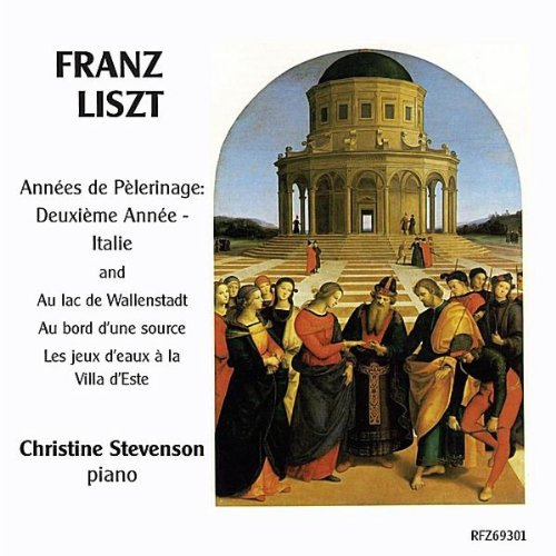 Buy Liszt - Années de Pèlerinage - Italie From Amazon