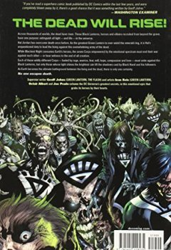 Livres Couvertures de Blackest Night