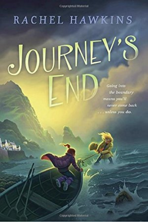 Journey's End by Rachel Hawkins | Featured Book of the Day | wearewordnerds.com