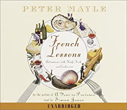 """Cover of """"French Lessons: Adventures with..."""