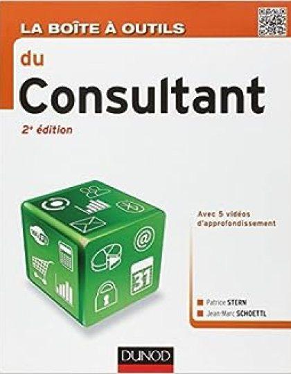 La boite à outil du consultant-2éme édition