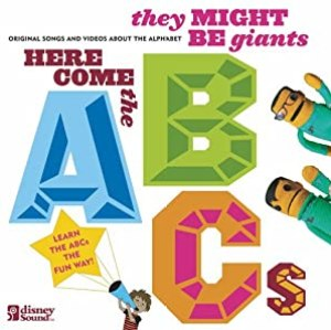"""Cover of """"Here Come the ABCs [CD/DVD Comb..."""