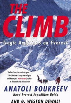 Livres Couvertures de The Climb: Tragic Ambitions on Everest