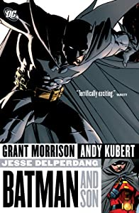 "Cover of ""Batman and Son"""