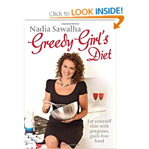 Greedy Girl's Diet by Nadia Sawalha