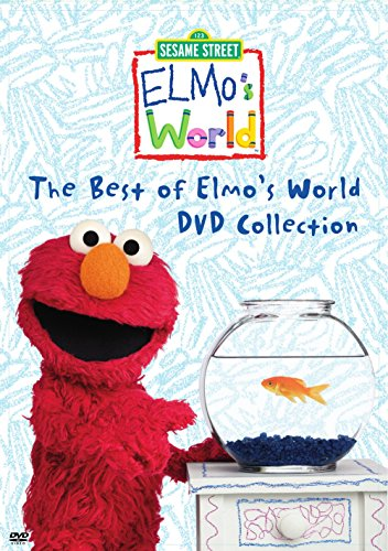 Best of Elmo's World Dvd Collection [Import]