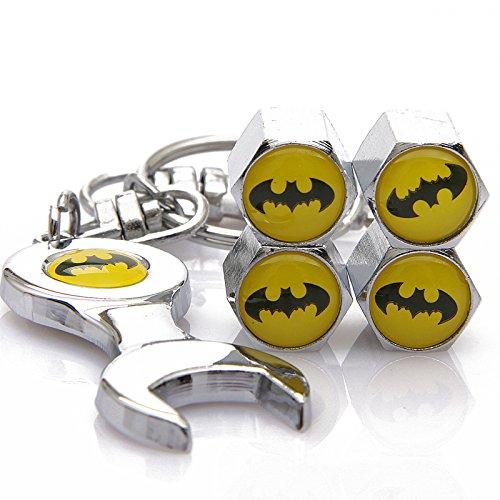 Batman Valve Caps