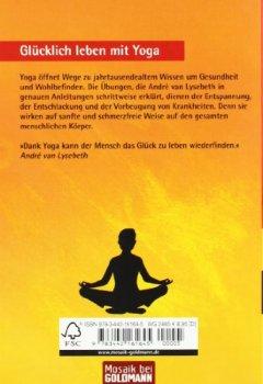 Buchdeckel von Yoga für Menschen von heute