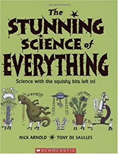 "Cover of ""Stunning Science Of Everything&..."