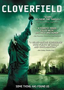 "Cover of ""Cloverfield"""