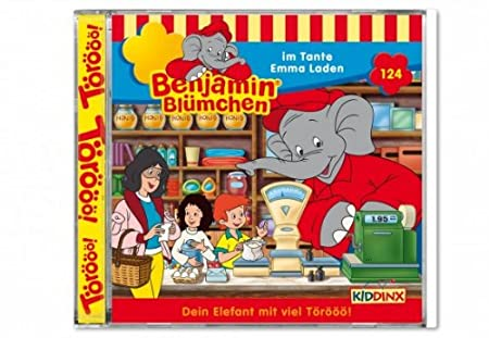 Benjamin Blümchen (124) Im Tante Emma Laden (Kiddinx)