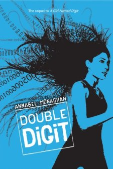 Double Digit (A Girl Named Digit) by Annabel Monaghan| wearewordnerds.com