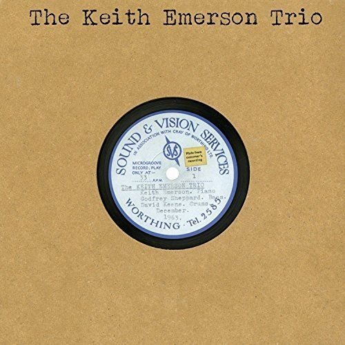 The Keith Emerson Trio