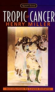 "Cover of ""Tropic of Cancer"""